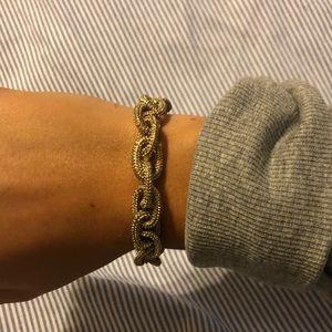 Women's Gold Chain Bracelet